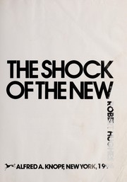 Cover of: Shock of the New
