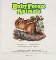 Cover of: Baby Forest Animals (Happytime Books) | Ronne Randall