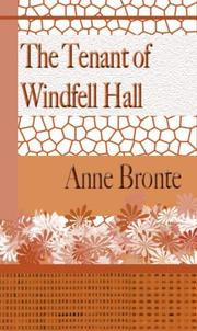 Cover of: The Tenent of Windfell Hall