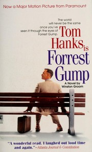 Cover of: FORREST GUMP (Movie Tie in)