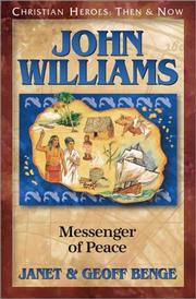 John Williams: Messenger of Peace