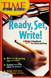 Cover of: Time for Kids Ready, Set, Write! | Editors of Time for Kids Magazine