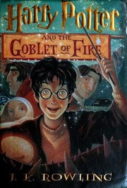 Cover of: Harry Potter and the Goblet of Fire