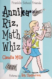 Cover of: Annika Riz, math whiz
