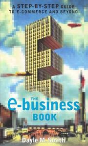 Cover of: The E-Business Book | Dayle M. Smith, Dayle M. Smith