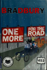 Cover of: One More for the Road: a new short story collection