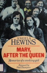 Cover of: Mary, after the Queen | Mary Elizabeth Hewins