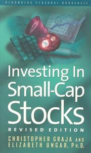 Cover of: Investing in small-cap stocks