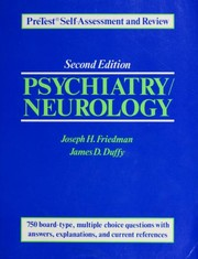 Cover of: Psychiatry/Neurology | Joseph H. Friedman