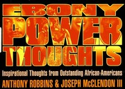 Cover of: Ebony power thoughts | Robbins, Anthony.