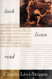 Cover of: Look, listen, read