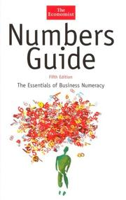 Cover of: Numbers Guide