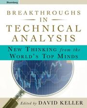 Cover of: Breakthroughs in Technical Analysis
