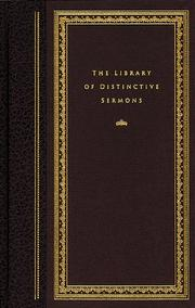 Library of Distinctive Sermons 3 (Distinctive Sermons Library)