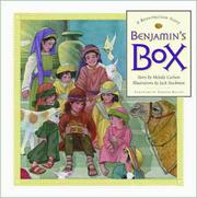 Cover of: Benjamin's box: a resurrection story