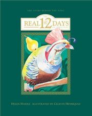 Cover of: The Real 12 Days of Christmas