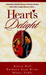 Cover of: Heart's Delight: Valentine Surprises/Cupid's Chase/Birds of a Feather (Palisades Pure Romance Valentine Anthology)