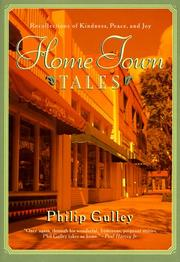 Cover of: Hometown Tales | Phil Gulley
