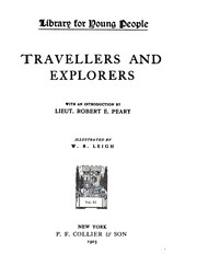 Cover of: Travellers and explorers |
