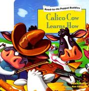 Cover of: Calico cow learns how