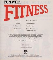 Cover of: Fun With Fitness | Alison J. Roberts