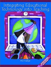 Cover of: Integrating educational technology into teaching