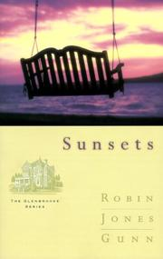 Cover of: Sunsets
