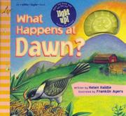 Cover of: What happens at dawn?