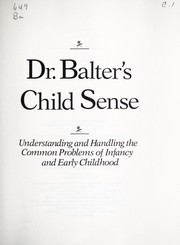 Cover of: Dr. Balter