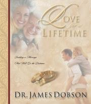 Love for a Lifetime by James Dobson