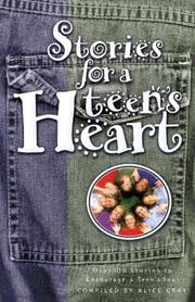 Cover of: Stories for a Teen's Heart | Alice Gray