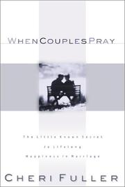 Cover of: When Couples Pray | Cheri Fuller