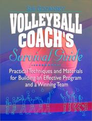 Cover of: Volleyball Coach