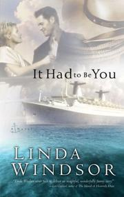 Cover of: It had to be you | Linda Windsor