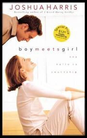 Cover of: Boy Meets Girl w/Rebecca St. James CD