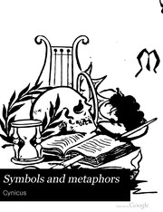 Cover of: Symbols and metaphors | Cynicus.