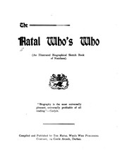 Cover of: The Natal Who
