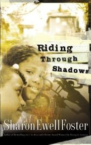 Cover of: Riding through shadows