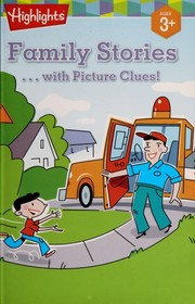 Cover of: Family stories-- with picture clues! |