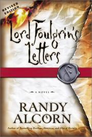 Cover of: Lord Foulgrin's letters