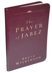 Cover of: The Prayer of Jabez Genuine Leather Edition: Breaking Through to the Blessed Life (Breakthrough Series)