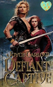 Cover of: Defiant captive | Joyce Carlow