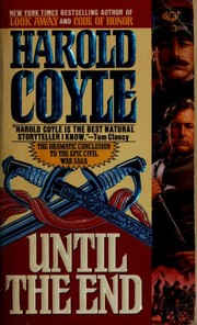 Cover of: Until the End