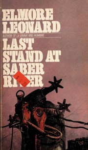 Cover of: Last Stand at Saber River