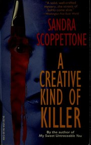 Cover of: A Creative Kind of Killer | Jack Early, Sandra Scoppettone