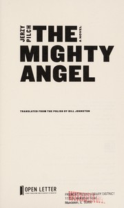 Cover of: The mighty angel
