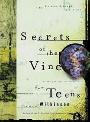 Cover of: Secrets of the Vine for Teens