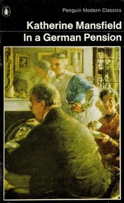 Cover of: In a German pension | Katherine Mansfield