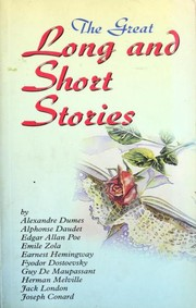 Cover of: The great long and short stories |