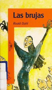 Cover of: Brujas | Roald Dahl